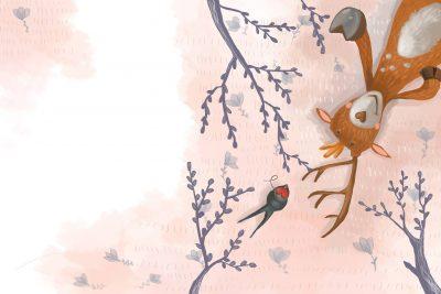 """""""Моите красиви рога"""" – очарователна история за порастването"""